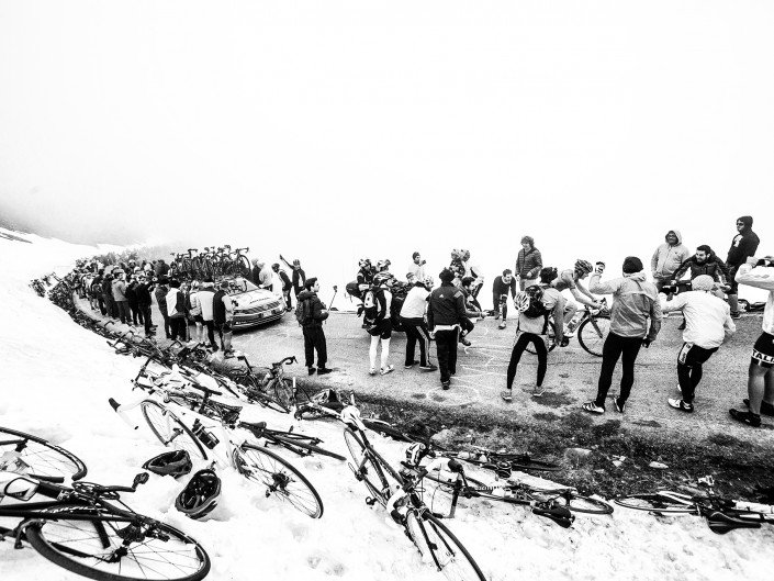 GIRO D'ITALIA 2016 - B&W MOVIE