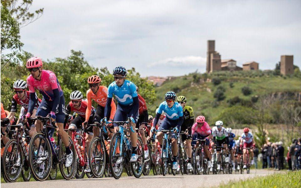 Giro d'Italia 102: sempre #lungolastrada